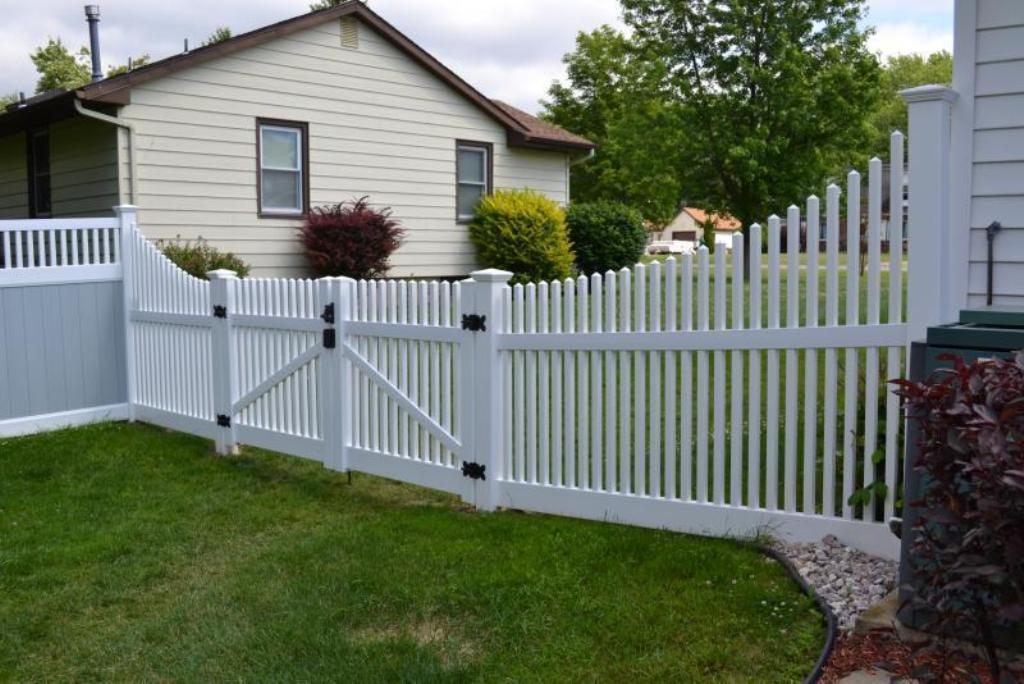 Picket Fence Discount Fences